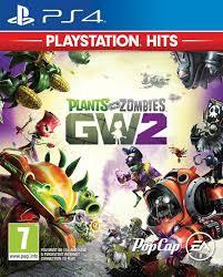 plants vs zombies garden warfare 2 nordic playstation hits incl
