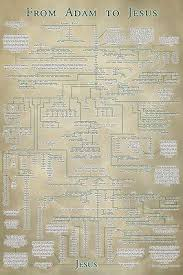 Adam To Jesus Genealogy Chart Pin On Book Wishlist Bookworms Are Always Hungry
