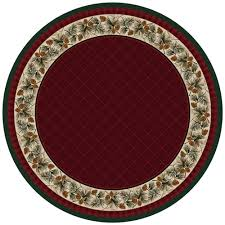 elegant 8 foot round rug ivory surya area rugs scu7511 8rd 64 1000