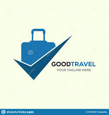 Bag Company Logo Design Travel Logo Holidays Tourism Business Trip Company Logo