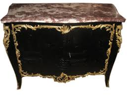 black lacquer paint for furniture. French Black Lacquered Chinoiserie Marble Top Commode 500x369 How To Paint Furniture A Dozen Examples Lacquer For E