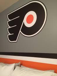Philadelphia Flyers Bedroom Vintage Philadelphia Flyers Wood Sign 18 X 18 Vintage Signs