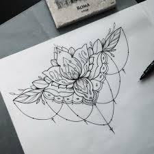пин от пользователя ксения на доске под грудь тату татуировки и