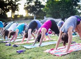 best outdoor yoga in austin