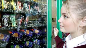 Vending Machines And Obesity Beauteous Remove Vending Machines From Schools To Cut Child Obesity Ministers