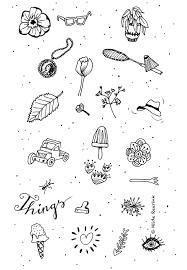 Illustraties Voor Kleurplaten