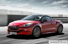 2018 peugeot rcz.  peugeot the new 20182019 peugeot rcz r immediately attracted the attention of  bright and emotional appearance before us u2013 athletic coupe with an elegant design and 2018 peugeot rcz