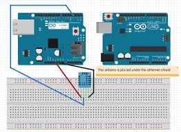 build a cloud ready temperature sensor the arduino uno and wiring diagram