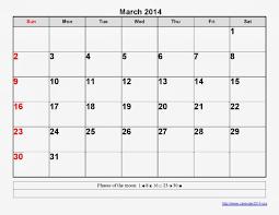 blank calendar 2015 march 2014 calendar printable moon phases printable calendar 2014