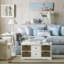 coastal style living room furniture. Nautical Living Room Design | Form Of Starfish Fit Harmoniously Into The Coastal Style Furniture