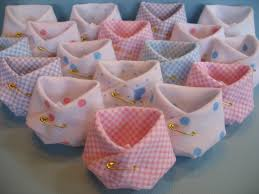 homemade baby shower party favors ideas