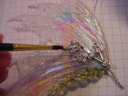 Pin by Carlene Cross on ** WINGS **   Diy fairy wings, Fairy crafts, Fairy  wings