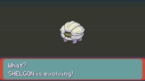 Pokemon Emerald Bagon Evolves To Shelgon And To Salamence Hd