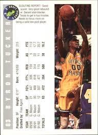 1992 Classic #83 Byron Tucker - NM-MT