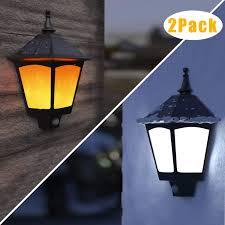 Amazon Com Dook Solar Lights Outdoor Solar Torch Lights