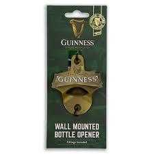 guinness ireland wall mounted bottle
