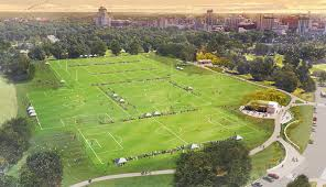 City of St. Louis & Forest Park Forever Announce Planned Reopening and  Dedication of New & Improved Emerson Central Fields — Forest Park Forever
