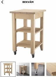 Bekvam kitchen cart Kitchen Trolley Ikea Bekvam Kitchen Cart Usedvictoriacom Ikea Bekvam Kitchen Cart Saanich Victoria