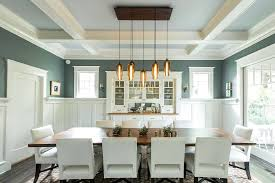 contemporary dining room lighting. + Read More · Lighting-Project-Pages_0006s_0010_Custom-Modern-Dining-Room -Pendant-Lighting- Contemporary Dining Room Lighting N