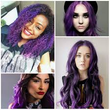 Purple Hair Style awesome dark purple hair colors best hair color trends 2017 6844 by wearticles.com