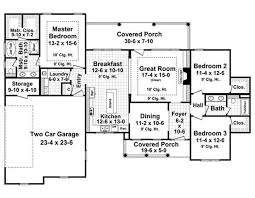 floor plan first story of country plan 141 1084