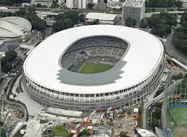 2020 Olympics Stadium Design Architect Kengo Kumas New Tokyo Stadium For The 2020