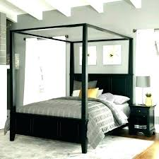canopy beds with curtains – TRENDCRATE