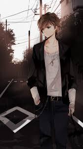smart boy wallpaper anime boy