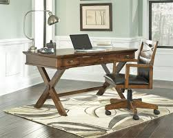 rustic wood office desk. Weave In An Air Of Modernity Rustic Wood Office Desk
