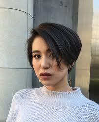 2018年最新人気ヘアスタイルショートボブ編 東京でカットヘア