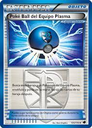 Resultado de imagen de cartas de entrenador tipo pokemon