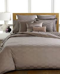 hugo boss bedding home design windsor mink 20 square stitched decorative pillow collections bed bath macy