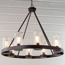 newest lighting kichler lighting barrington 5 light distressed black and for outdoor chandelier kichler lighting