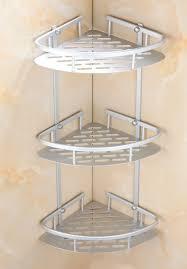 Bathroom Accessories Shelves Online Get Cheap 3 Tier Bathroom Shelves Aliexpresscom Alibaba