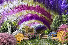 Small Picture Beautiful Flower Garden Layout Plan Inside Ideas