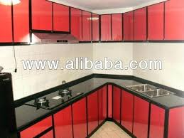 aluminium kitchen cabinet doors manufacturers and suppliers on aluminum review