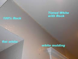 white ceiling paintHow To Match Ceiling Paint Color  Andrea Outloud