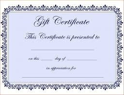 Certificate Of Completion Template Microsoft Word Fres Certificate