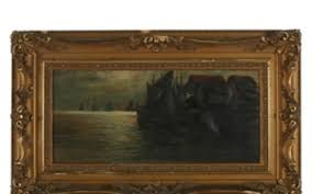 Lot-Art | Oil Painting Attributed to Wesley Weber