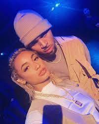 Chris Brown neuen Schwarm ...