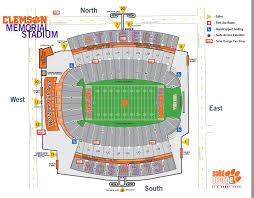 69 Paradigmatic Tiger Stadium Seating Chart With Rows
