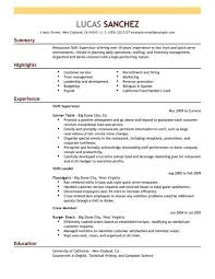 If you're ready to improve your chances of landing a shift supervisor  position, click on one of the resume examples below to get started.