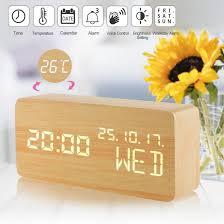 5 Digital Alarm Clocks For Your Bedroom