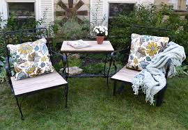 diy furniture makeover. Pin This · DIY Outdoor Furniture Makeover Diy H
