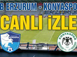 BB Erzurumspor Konyaspor canlı izle. Bein Sports HD 1 ücretsiz BB  Erzurumspor Konyaspor donmadan şifresiz izle.