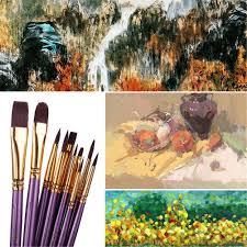 AAAJ-15Pcs <b>набор кистей</b> для рисования для художника ...
