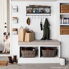 home decor shelves baskets organized