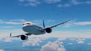 you can play microsoft flight simulator