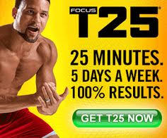 focus t25 review experience shaun t s fat burning 25 minute workout