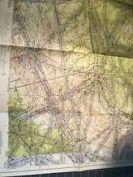 Details About Vintage 1955 World Aeronautical Chart Map Kanawha River 358 Decor
